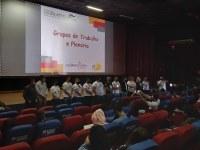 Alunos de Poços marcam presença em Encontro Regional do Parlamento Jovem de Minas