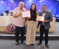 Câmara homenageia 10 anos da Escola Padrão do Parque das Nações