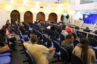 Câmara realiza audiência para apresentação de Relatório de Gestão do SUS