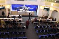 Câmara realiza última sessão ordinária do ano