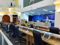 Comissão Especial de Desburocratização recebe presidente do Sindicato dos Contabilistas