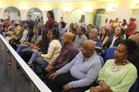 Evento marca comemoração do Dia da Consciência Negra no Poder Legislativo