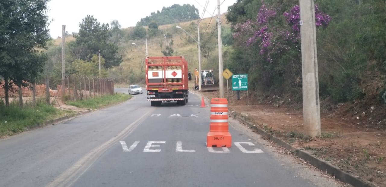 Kleber Silva destaca importância de melhorias na Estrada da Cachoeirinha
