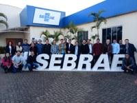 Lucas Arruda participa de Missão de Inovação do Sebrae em Maringá