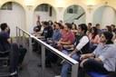 Lucas Arruda se reúne com movimento estudantil da PUC