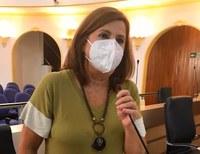 Luzia Martins propõe ações integradas de saúde e proteção às mulheres