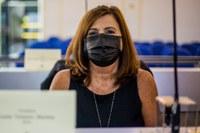 Luzia Martins sugere inclusão de representantes das escolas nas discussões de retorno às aulas