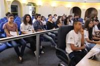 Oficinas de formação temática preparam alunos para etapa de elaboração de propostas
