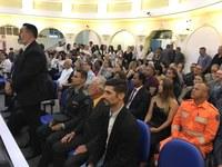 Segunda sessão solene reúne mais sete homenageados
