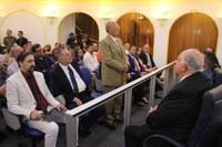 Última sessão solene do ano reúne oito homenageados