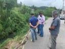Vereador Flavinho busca recursos para obra de infraestrutura na zona leste