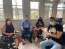 Vereadores visitam unidade do SENAC em Poços